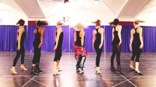 Rockettes and Jasmine Meakin: Dance Break