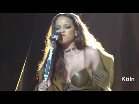 Rihanna - Love On The Brain (Live @ the...
