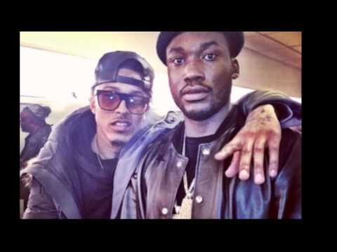 August Alsina ft. Meek Mill – Right There (Remix)