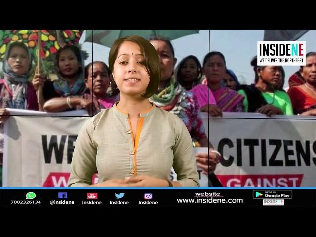 NESO Kickstarts Protests against Citizenship Bill Across Northeast