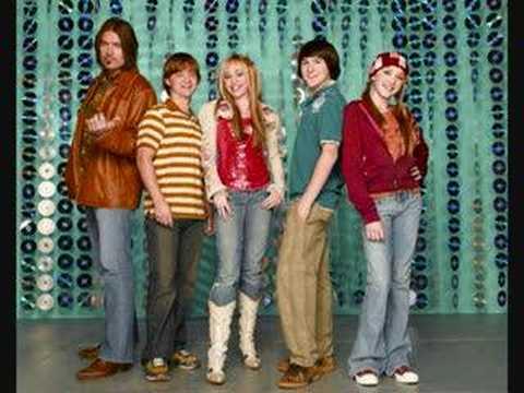 Hannah Montana - Rock Star (Official Instrumental/Karaoke)