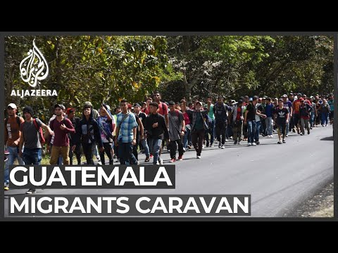 US Sends Asylum Seekers To Guatemala As New Caravan Heads North