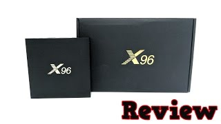 X96 Android TV Box REVIEW - S905X, 2GB RAM, 16GB ROM