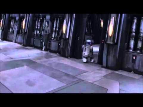 R2 D2 Scream