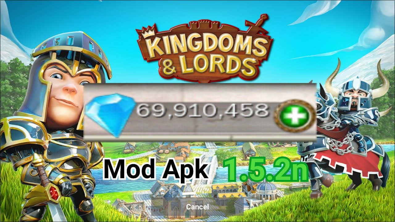 Скачать kingdoms lords на андроид мод