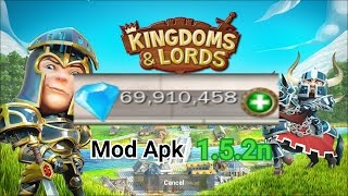 New Kingdoms & Lords Mod Apk 1.5.2n (no Root) 2016