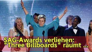 SAG-Awards verliehen: