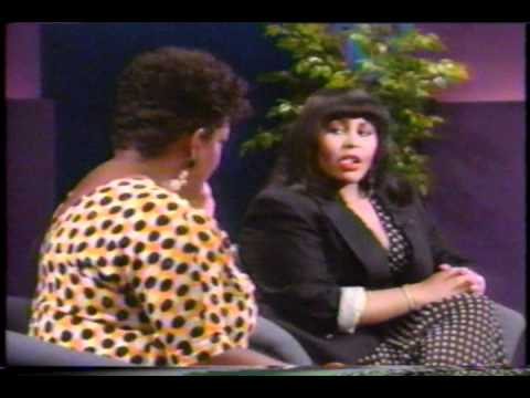 Vesta Williams On Our Voices 1991 Part 2 Of 2