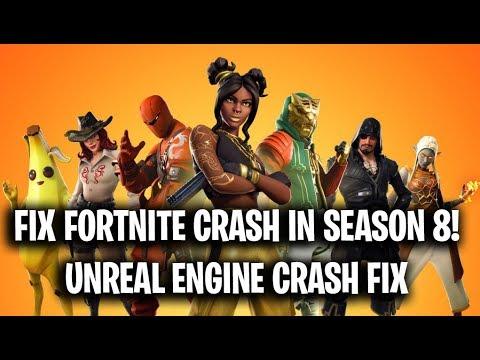 FIX FORTNITE CRASH IN SEASON 11 ! [ FORTNITE NOT OPENING FIX !  ]