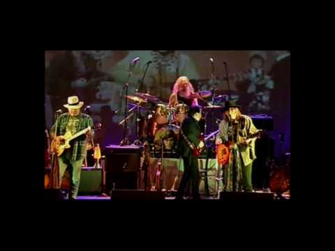 The NEIL YOUNGS  -  Neil Young and Crazy Horse Tribute