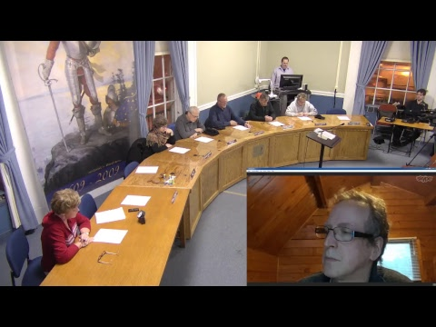 City of Plattsburgh, NY Meeting  12-27-17