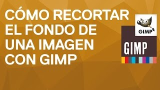 Cómo recortar o eliminar el fondo de una imagen en Gimp 2.8 con la herramienta de rutas.