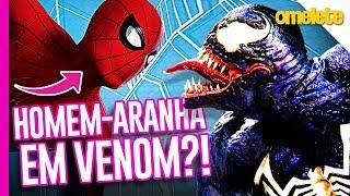 HOMEM-ARANHA VS VENOM NO CINEMA