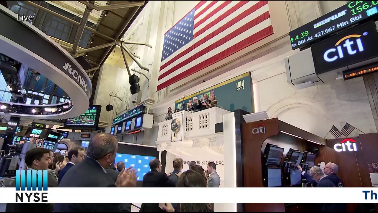 The Global Medical Relief Fund, Inc. Rings the NYSE Closing Bell