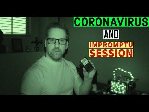 Download Coronavirus & Impromptu Kobe & Gianna Bryant Spirit Box Session