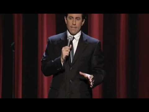 jerry seinfeld - airport security