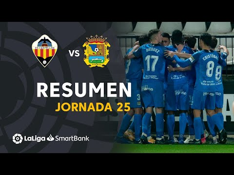 Castellon CF Fuenlabrada Goals And Highlights