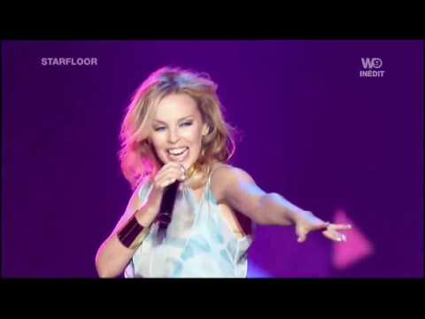 Kylie Minogue - Love At First Sight (Live Starfloor 2010)
