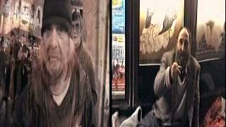 Musicos de rua video rascunho Livio Tragtenberg