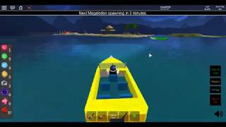 How to run fast in ROBLOX Shark Attack! beta