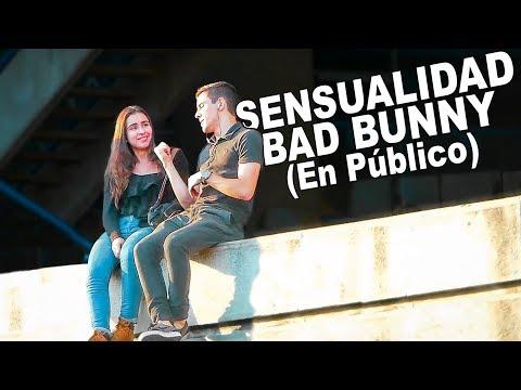 Sensualidad - Bad Bunny X Prince Royce X J Balvin (IN PUBLIC)