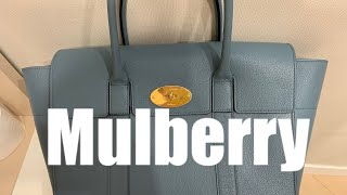 [Eng] Mulberry Bayswater Tote•…
