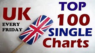 UK Top 100 Single Charts | 22.06.2018 | ChartExpress
