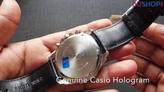 Original Casio Edifice EFR-539L-1AV Unboxing & Price in Bangladesh