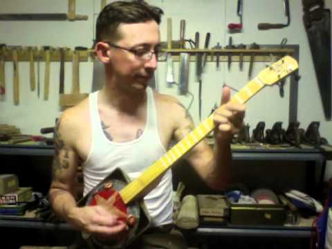 42 Starr Hill Banjo