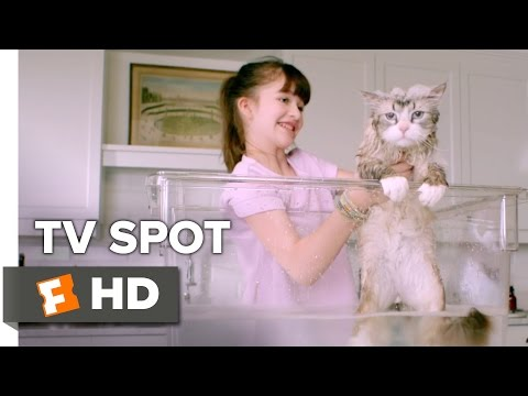 Nine Lives TV SPOT - Good Kitty (2016) - Kevin Spacey Movie