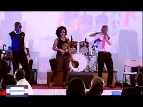 """Mohamed KANTE / KIL'HEUR & RIKWANE ft JOSEE a """"TRANSCENDANCE"""" (RTI 2)  Juillet 2013"""