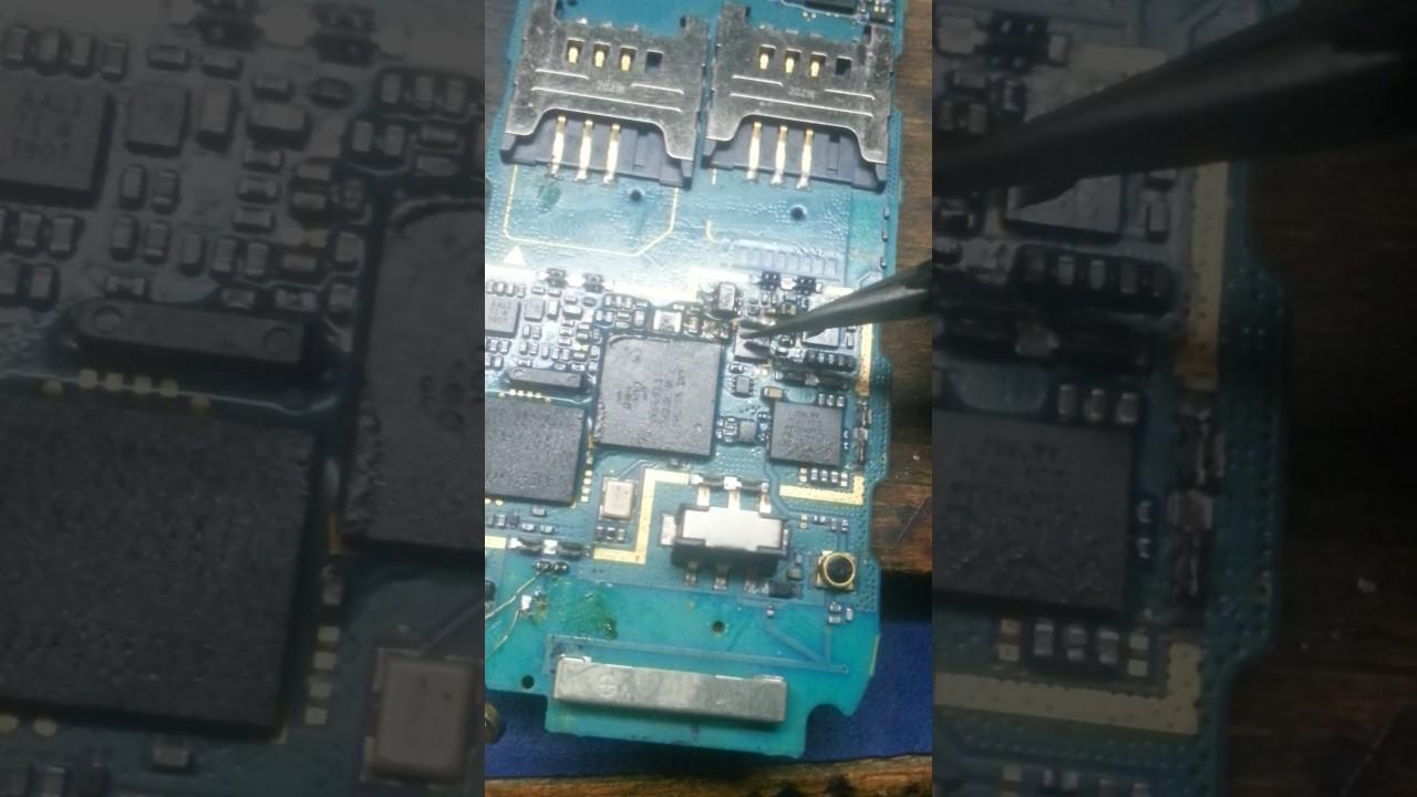 Samsung gt e 1232B dead solutions - YouTube