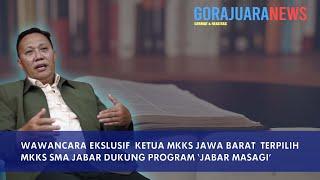 Wawancara Ekslusif : Agus Saeful Muhram, S.Pd., Ketua MKKS SMA Jawa Barat Terpilih
