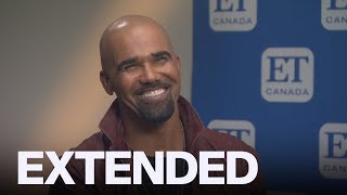 Shemar Moore Talks Final Season Of 'Criminal Minds' & 'S.W.A.T' | EXTENDED