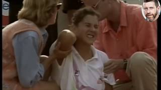 The Monica Seles Stabbing Re-Watched