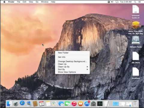 Uninstall Avira Free Antivirus For Mac 2016