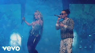 Ozuna - Del Mar (feat. Doja Cat) (Jimmy Kimmel Live!)
