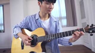 They Long To Be Close To You   Sungha Jung