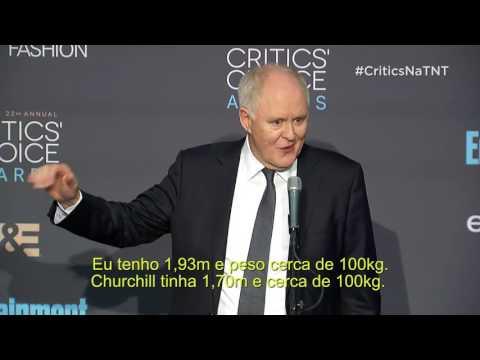 #CriticsNaTNT | John Lithgow