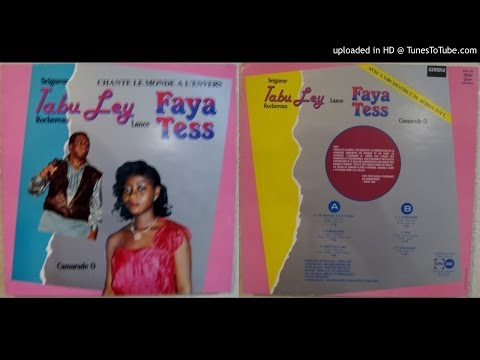 Tabu Ley Rochereau, Faya Tess & Afrisa International: Camarade O