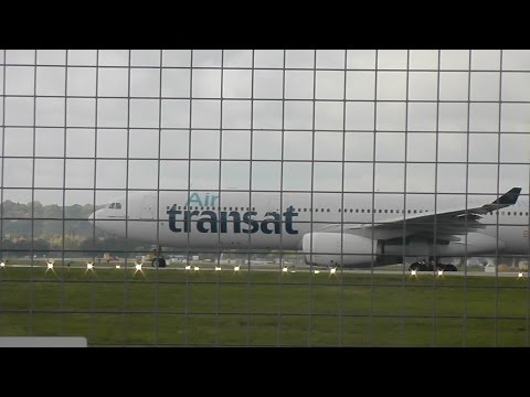 Busy Morning at London Gatwick Airport, RWY08L Operations | 20/10/16