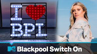 Ella Henderson - Risk It All (MTV Live From Blackpool Switch On)   MTV Music