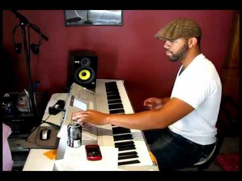 how to make basic instrumental beat in garageband