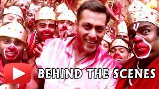 Behind The Scenes: Salman Khan In Bajrangi Bhaijaan: Selfie Le Le Re