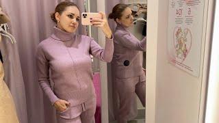 ВЛОГ Снова шоппинг всей семьей Покупки одежды на осень