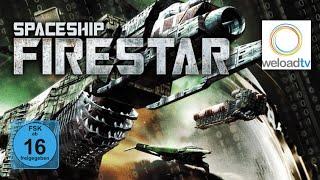 Spaceship Firestar (Sci-Fi | deutsch)