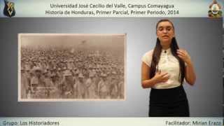 UJCV, Historia de Honduras, Golpes de Estado, Los Historiadores