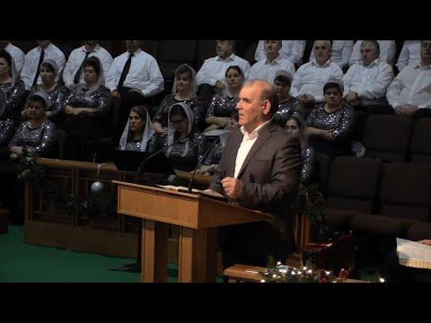 12/29/2019 - Воскресное Богослужение