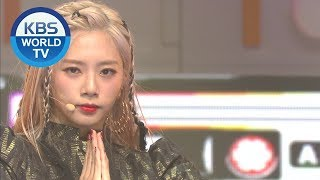Dreamcatcher (드림캐쳐) - 한 (Come A Come) [Music Bank/2019.10.18]