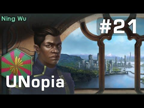 Let's Play Stellaris Utopia #21:Die Hüter des Wissens ► Ning Wu (deutsch / Roleplay)